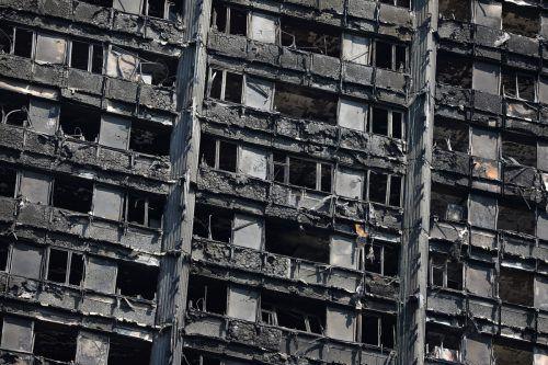 Bei dem verheerenden Brand starben im vergangenen Juni 72 Menschen. Reuters