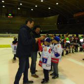 Internationales Nachwuchs-Eishockey