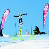 Echter Spaß im Schnee beim Kids Snow Fun am Sonnenkopf