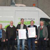 Kanalreiniger Häusle-Helbok wieder TÜV-zertifiziert