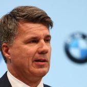 Weg zur E-Mobilität ist für BMW-Chef kein Sprint, sondern ein Marathon
