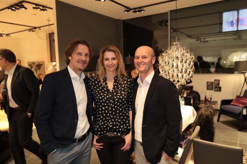 Christoph Erath, Claudia Sohm (WBS) und Jochen Klimmer.