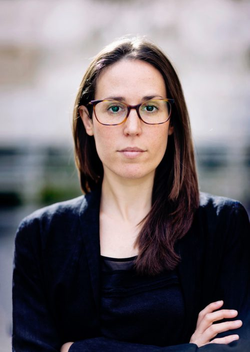 Clara Iannotta ist künstlerische Leiterin der Bludenzer Tage zeitgemäßer Musik.