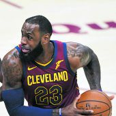 13. Triple-Double für LeBron James