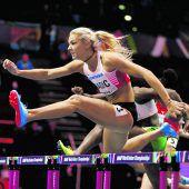Ivona Dadic mit Silber im Fünfkampf bei Hallen-WM