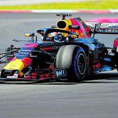 Ricciardo mit Rekordrunde