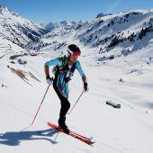 Zugg siegte im Finale des Skitourencups