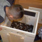 Wie kleine Würmer Großes vollbringen
