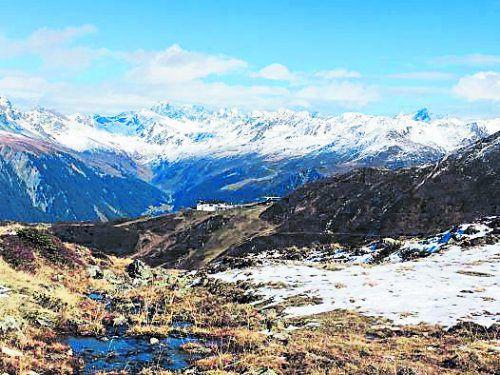 Das Speicherteich-Projekt beim Schwarzköpfle im Montafon erregt die Gemüter von Naturschützern.  Cometo