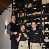 Russmedia-Skitag mit Ausklang in der Vinnova-Weinstube