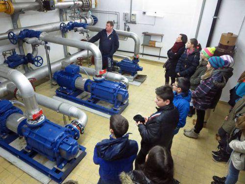 Wolfurt verfügt über eine moderne und leistungsstarke Trinkwasserversorgung. Die Errichtung des Notverbundes sorgt für zusätzliche Wassersicherheit.