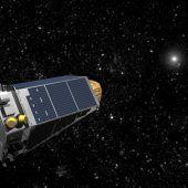 Weltraumteleskop Kepler geht der Sprit aus