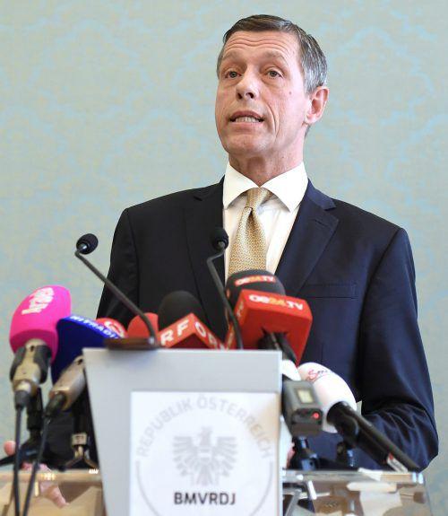 Dass die Vorwürfe gegen Gridling konstruiert seien, lässt Pilnacek nicht gelten. APA