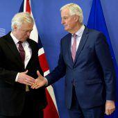 Brüssel und London einigen sich auf Übergangsphase