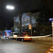 Soldat erschießt Angreifer vor Botschafter-Residenz in Wien