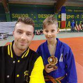 Medaillenregen für die Dornbirner Judokas