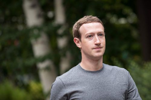 """Der Facebook-Chef räumte einen """"großen Vertrauensbruch"""" ein. AFP"""