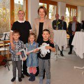 Kindergarten wurde eröffnet