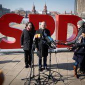 Sozialdemokraten machen Weg frei für große Koalition