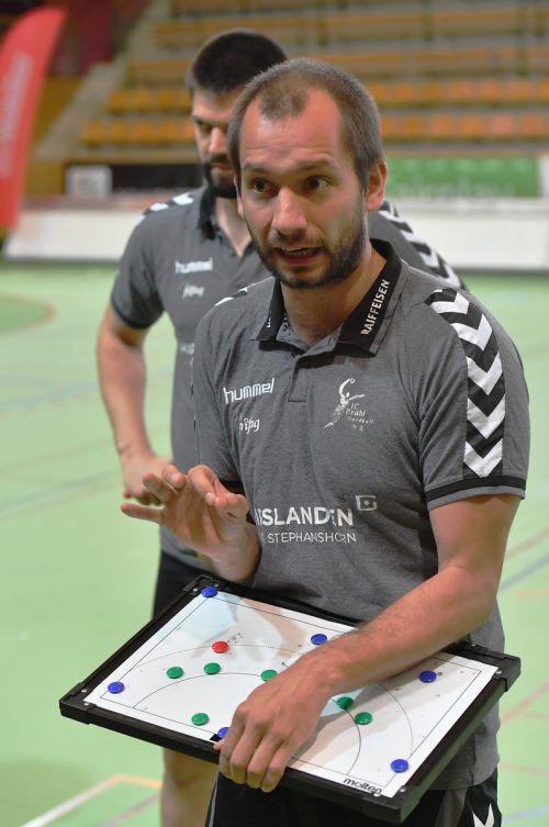 Der Lustenauer Werner Bösch wird Cotrainer von Petr Hrachovec bei Schaffhausen.