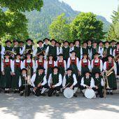Musikverein Mellau zieht am Samstag alle Register