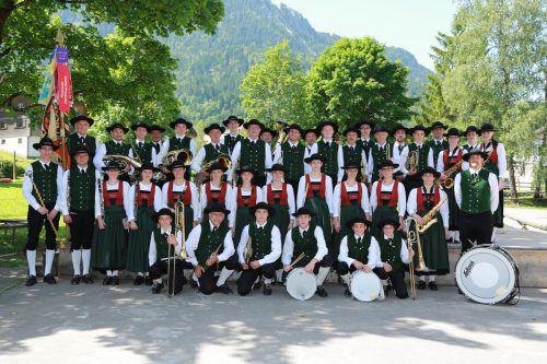 Der Musikverein Mellau lädt am kommenden Samstag zum abwechslungsreichen Frühjahrskonzert.