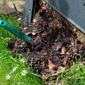 OGV zeigt, wie man richtig kompostiert