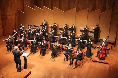 Der Tehran Flute Choir ist auf Tournee durch Österreich und der Schweiz.veranstalter