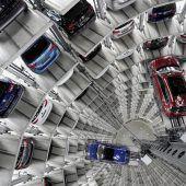 Bei Volkswagen sprudelt das Geld