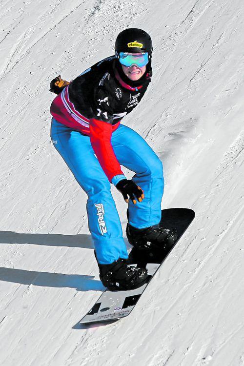 Der Weltcupplatz für die nächste Saison ist geschafft: Luca Hämmerle.steurer