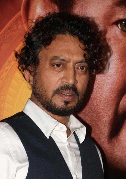 Details zu seiner Erkrankung nannte Irrfan Khan nicht. APA