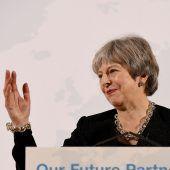 May will kein bestehendes Modell nach dem Brexit