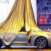 Toyota lüftet Geheimnis um neuen Auris