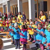 Kinderhaus in Gaißau eröffnet