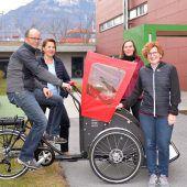 Radeln ohne Alter sucht Freiwillige