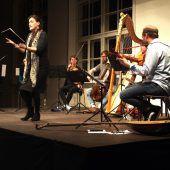Der intime Zauber frühbarocker Musik