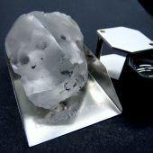 Riesendiamant aus Lesotho bringt 37 Millionen Euro