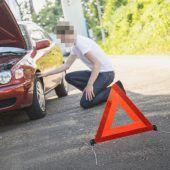 Die Betrugsmasche Autopanne
