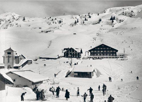 Die Rechtssprechung rund um die NS-Enteignung der Skilifte Zürs und Lech ist Thema des heutigen Vortrags im Eichamt in Bludenz.archiv franz-karl eggler, bludenz
