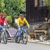 Fahrradfahren für Umwelt und Gesundheit