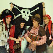 Achtung: Die Piraten kommen!