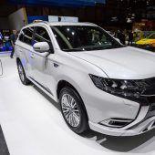 Teilelektriker von Mitsubishi umfangreich aufgewertet