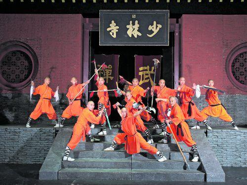 Die VN verlosen 3 x 2 Karten für die neue Show der Shaolin Mönche am Donnerstag, 8. März 2018, 20 Uhr, im Festspielhaus Bregenz.veranstalter