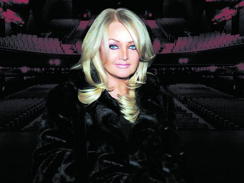 Die VN verlosen 5 x 2 Karten für das Konzert von Bonnie Tyler am Sonntag, 8. April 2018, im Festspielhaus Bregenz.veranstalter