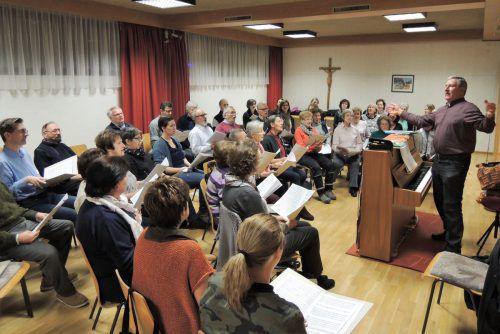 Ein großer Feldkircher Projektchor führt Raritäten von Chor-Orchesterwerken auf. veranstalter