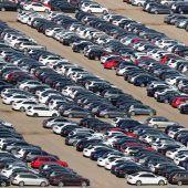 VW parkt 300.000 Diesel