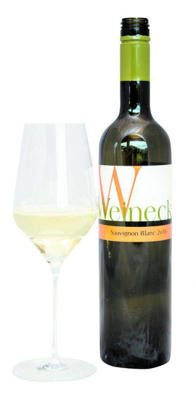 Ein Sommerwein, der auch mit der Auberginenlasagne harmoniert.VN/rhomberg