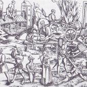 Von der Prügelstrafe bis zum Tod am Galgen