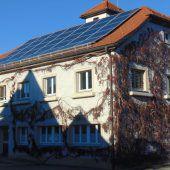 Mäder senkt Energieverbrauch