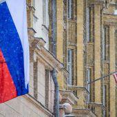 Russland ortet Erpressung